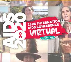 23rd International AIDS Conference (AIDS 2020: Virtual)