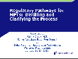 Regulatory Pathways for MPTs: Distilling and Clarifying the Process