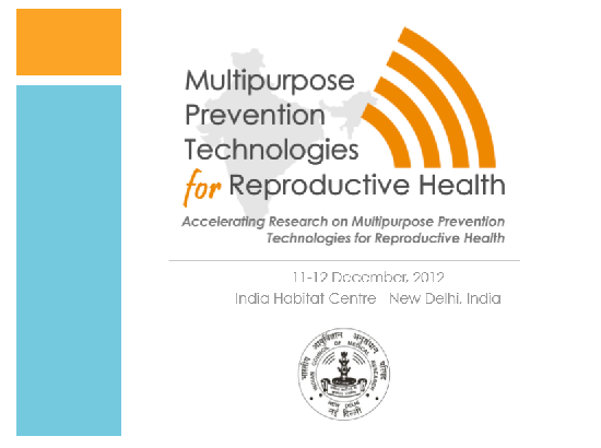 Review of MPTs in the Product Development Pipeline – Indian Perspective