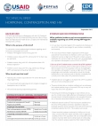 Technical brief: Hormonal contraception and HIV