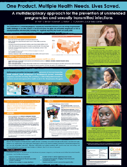 A multidisciplinary approach for the prevention of unintended pregnancies and sexually transmitted infections