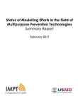 Status of Modelling Efforts in the Field of Multipurpose Prevention Technologies: Summary Report