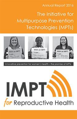 2016 IMPT Annual Report