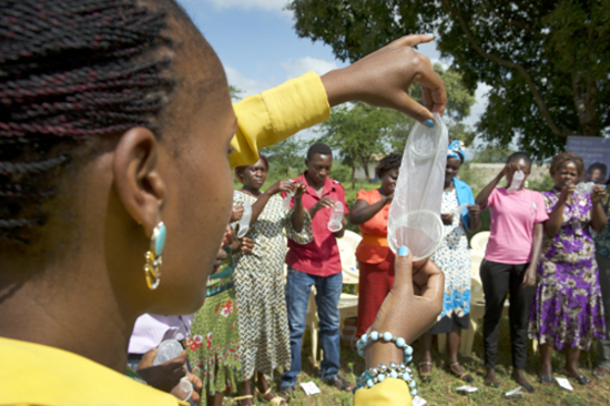 From the Pipeline | THE ROAD TO FEMALE CONTROLLED PREVENTION: THE FEMALE CONDOM AS A CURRENTLY AVAILABLE MPT